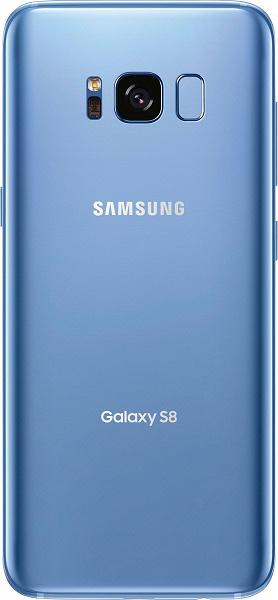 Samsung улучшила работу камеры Galaxy S8