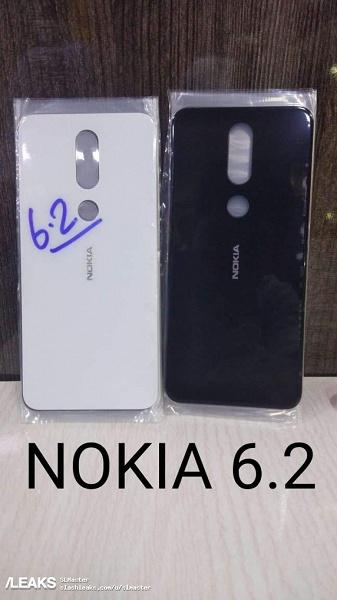Смартфон Nokia X71 выйдет во всем мире под названием Nokia 6.2, а не Nokia 8.1 Plus