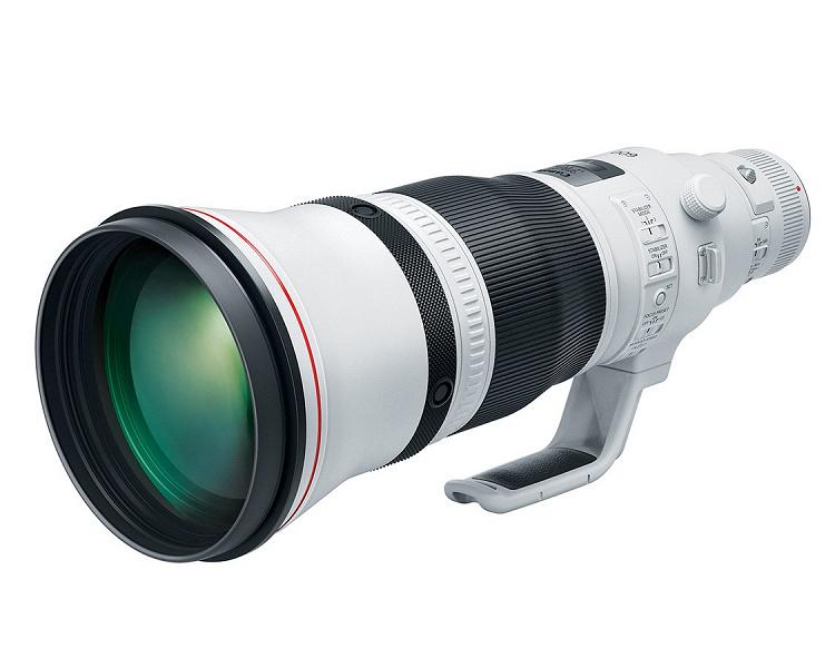Canon признает наличие ошибки в объективах EF 400mm f/2.8L IS III USM и EF 600mm f/4L IS III USM
