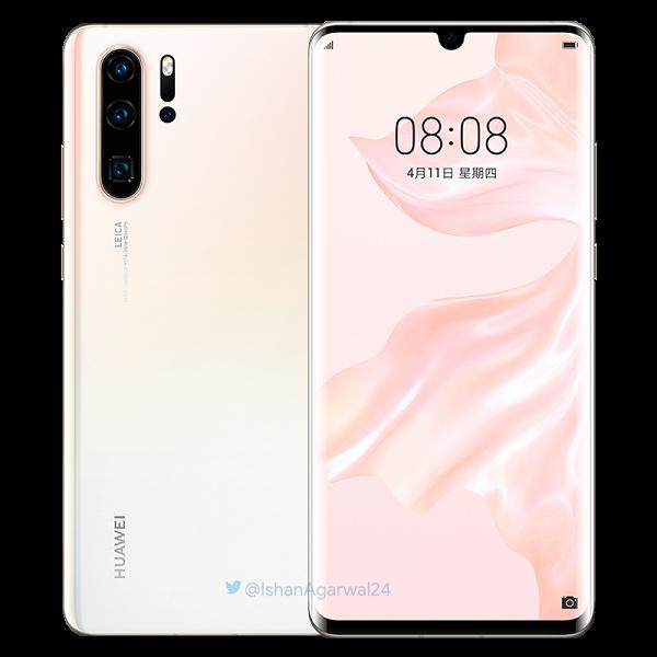 Мощнее, чем ожидалось. Для Huawei P30 Pro зарегистрирована версия с 12 ГБ ОЗУ и 512 ГБ флэш-памяти