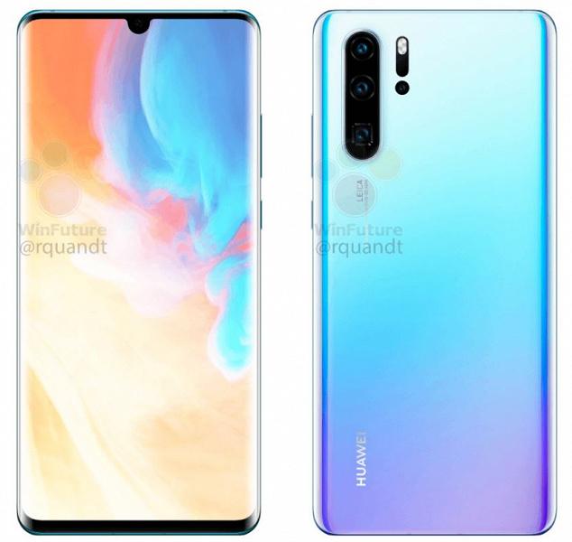 На уровне с Samsung Galaxy S10: стала известна стоимость смартфонов Huawei P30 и P30 Pro