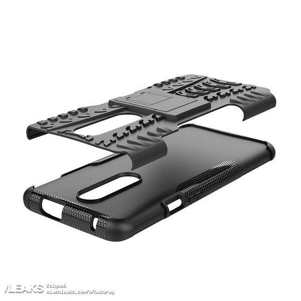 Смартфоны OnePlus 7 и OnePlus 6T 5G красуются в защитных чехлах