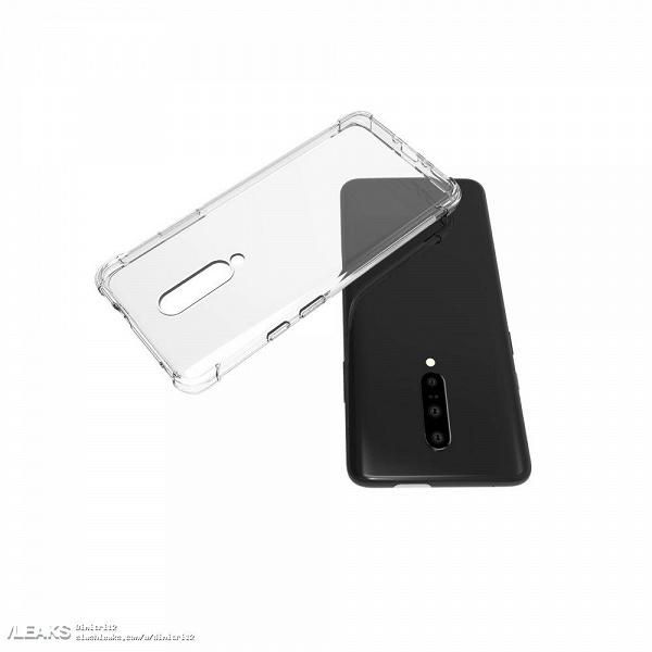 Производитель чехлов подтвердил дизайн OnePlus 7