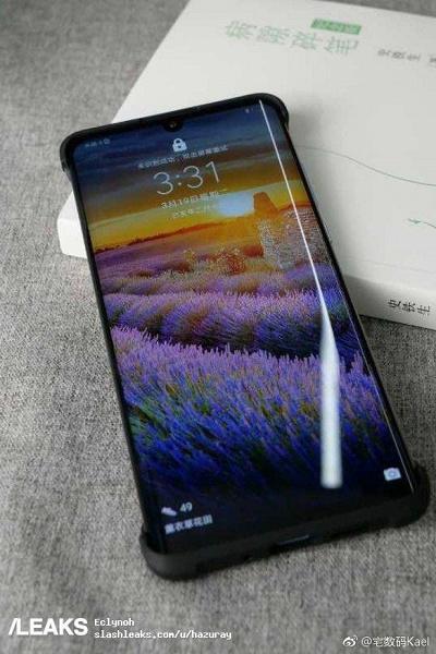Фотогалерея дня: смартфон Huawei P30 Pro со всех сторон