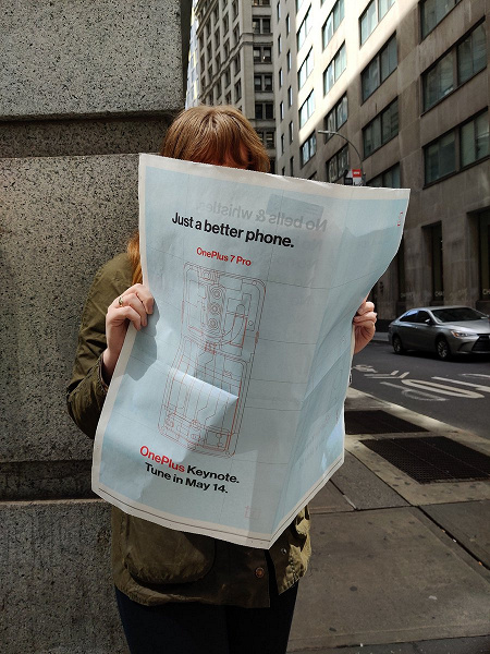 «Просто лучший телефон». OnePlus подтвердила, у нового флагмана не будет вырезов, отверстий и цены в $2000