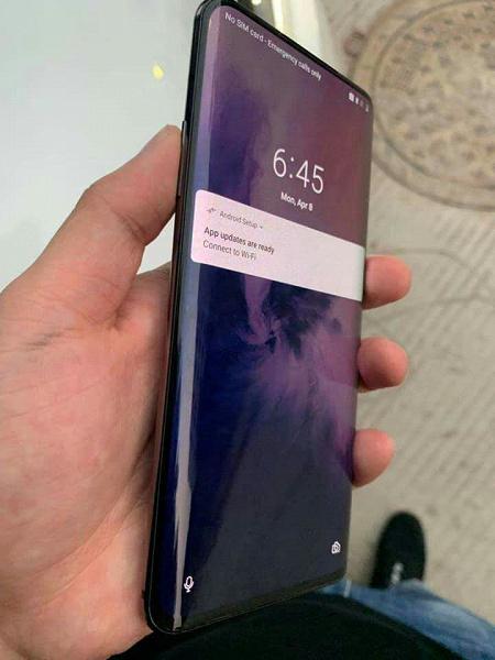 Рассекречены характеристики. Живые фото OnePlus 7 в рабочем состоянии намекают на версию смартфона Pro