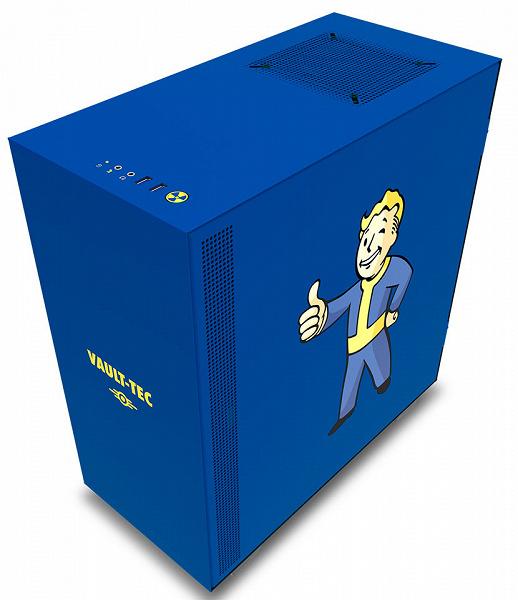 Компьютерный корпус NZXT H500 Vault Boy адресован поклонникам серии игр Fallout
