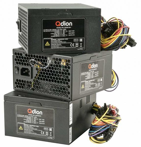 Qdion обещает скоро показать широкую линейку OEM-продукции