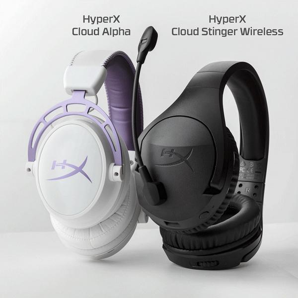 Беспроводная гарнитура HyperX Cloud Stinger Wireless стоит 100 долларов