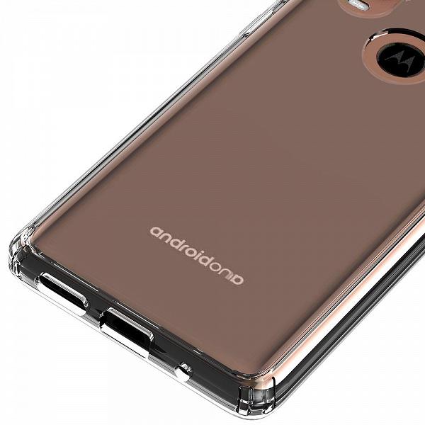Motorola P40 в врезанной в экран камерой предстал на качественных изображениях