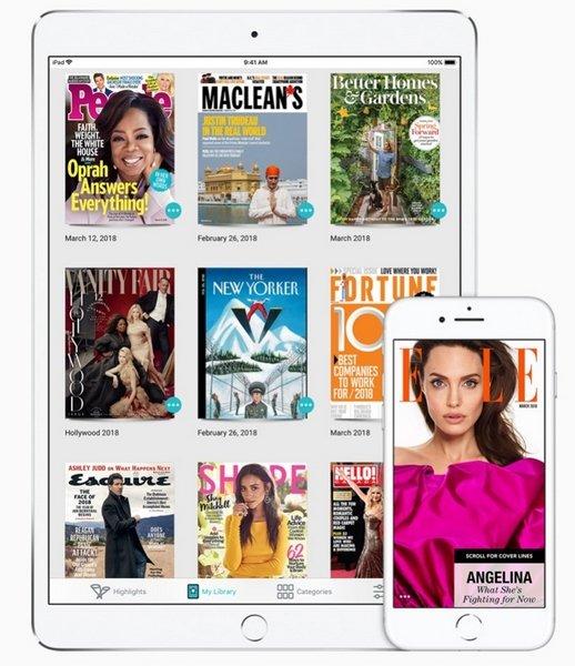 Покупка сервиса Texture, на основе которого был создан Apple News+, обошлась купертинскому гиганту почти в 500 млн долларов