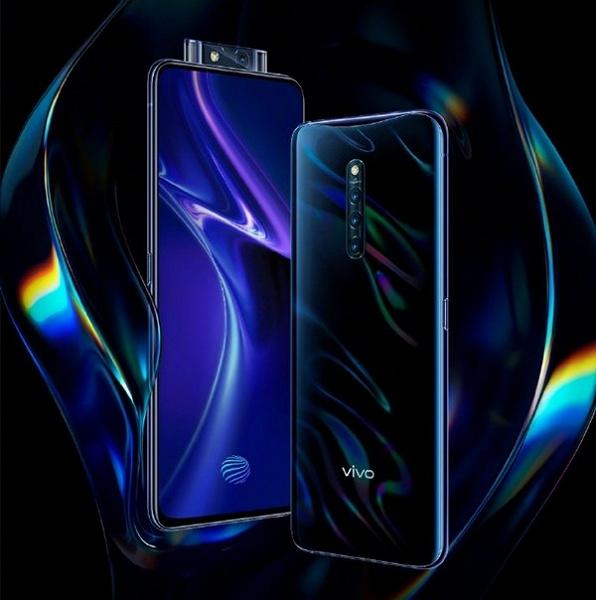 Vivo X27 Pro получил датчик изображения Sony IMX586 и аккумулятор емкостью 4000 мА•ч