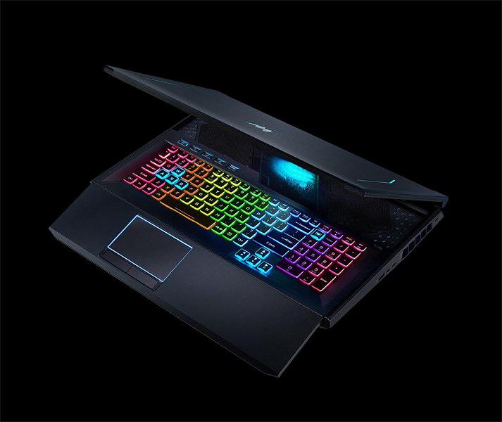 Acer Predator Helios 700 — игровой ноутбук за 200 000 рублей, клавиатуру которого можно сдвигать