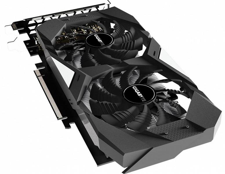 Gigabyte предложит вариант GeForce GTX 1650 с наибольшим количеством видеовыходов