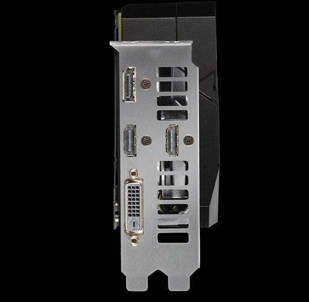 Asus представила видеокарты GeForce GTX 1660 Ti Dual Evo, которые зачем-то занимают почти три слота расширения