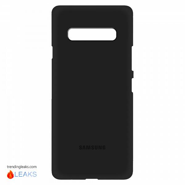 Первый защитный чехол для Samsung Galaxy Note10 засветился в сети