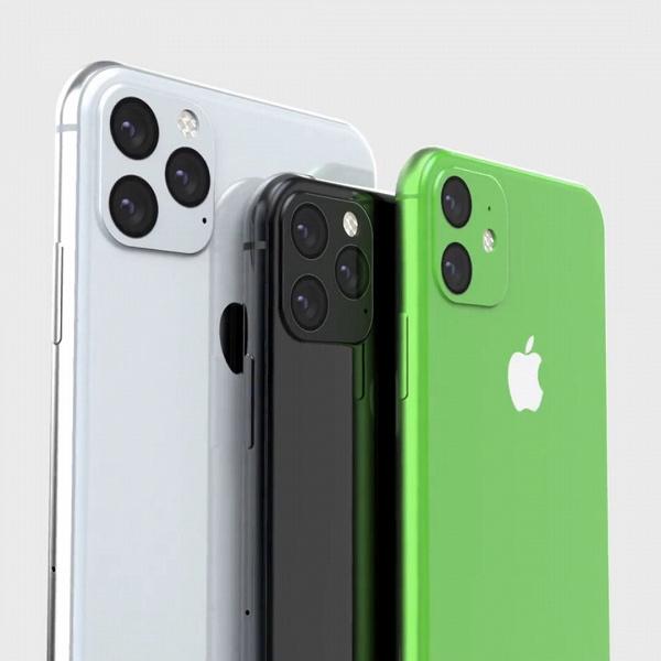 Появились первые чехлы для iPhone XI и iPhone XI Max с «квадратной» тройной камерой