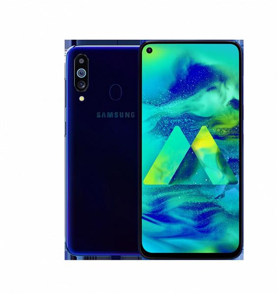 Samsung Galaxy M40 будет стоить не более 285 долларов