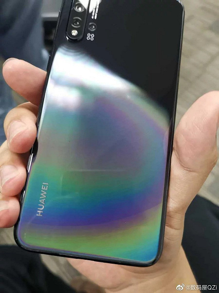 Huawei Nova 5 получит новую SoC Kirin 810. Живые фото