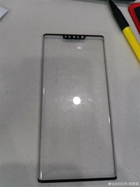 Не Samsung, и не LG: в Huawei Mate 30 будут использоваться экраны OLED производства BOE