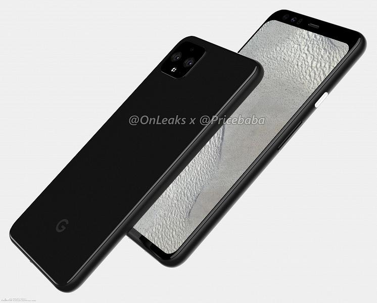 Известный инсайдер показал Google Pixel 4 XL со всех сторон