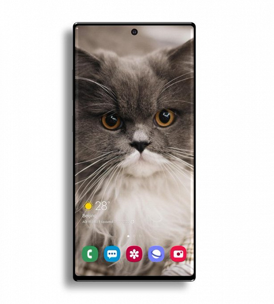 Китайская версия Samsung Galaxy Note10 получит минимум 256 ГБ памяти