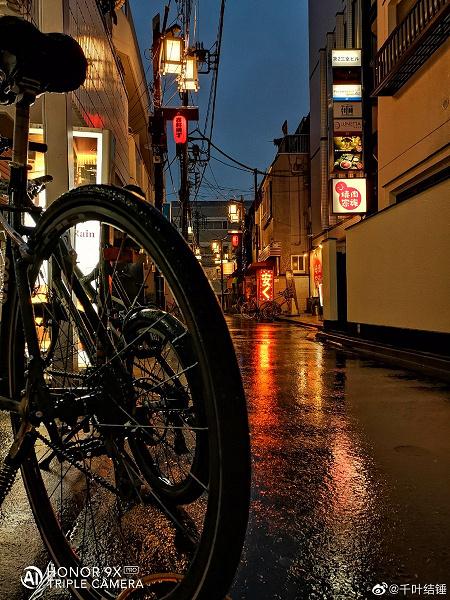 Впечатляющие ночные снимки, сделанные на камеру смартфона Honor 9X Pro
