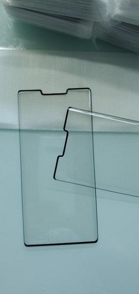Живые фото фронтальной панели Huawei Mate 30 Pro