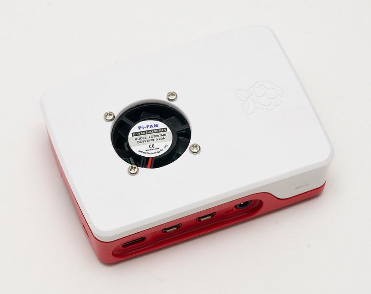 Одноплатный ПК Raspberry Pi 4 весьма склонен к перегреву