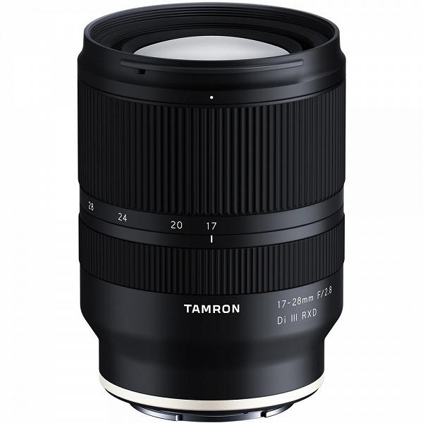 Tamron не справляется с заказами на объектив 17-28mm F/2.8 Di III RXD (Model A046)