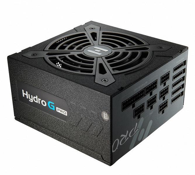 Корпуса блоков питания FSP Hydro G Pro, оснащенных модульными кабельными системами, служат радиаторами