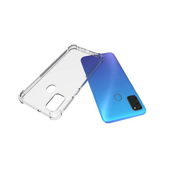 Первые изображения смартфона Samsung Galaxy M30S