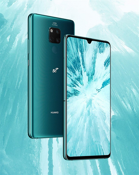 Huawei вновь отложила запуск гибкого телефона Mate X