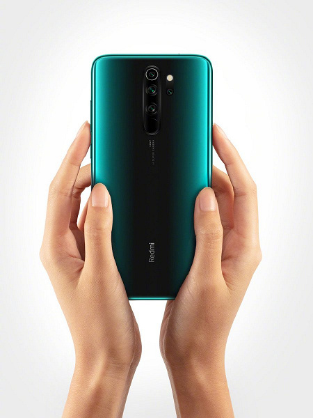 Качественные официальные фотографии Redmi Note 8 Pro. Смартфон получил аккумулятор на 4500 мА•ч