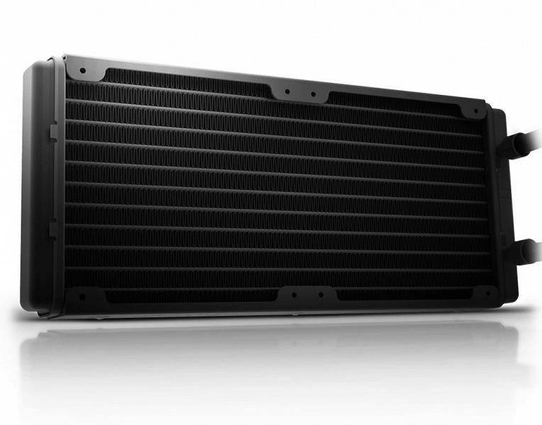Компания Gigabyte выпустила свою первую систему жидкостного охлаждения