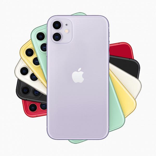 Цены на iPhone 11, iPhone 11 Pro и iPhone 11 Pro Max для России