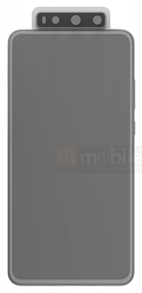 Huawei P40 Pro может быть похожим на Asus ZenFone 6