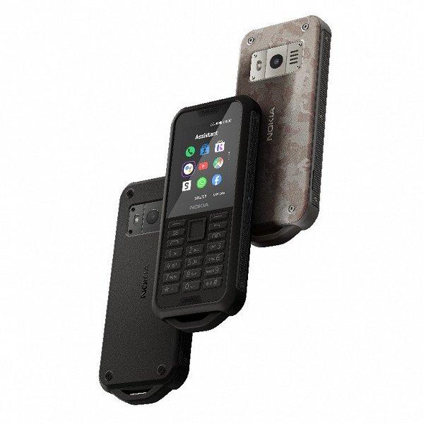 Цены для России: защищённый Nokia 800 Tough, легендарная раскладушка Nokia 2720 Flip и простейший Nokia 110 для самых экономных