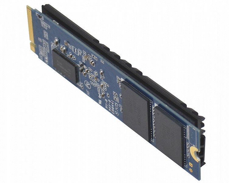 Твердотельные накопители Patriot Viper VP4100 оснащены интерфейсом PCIe Gen4 x4