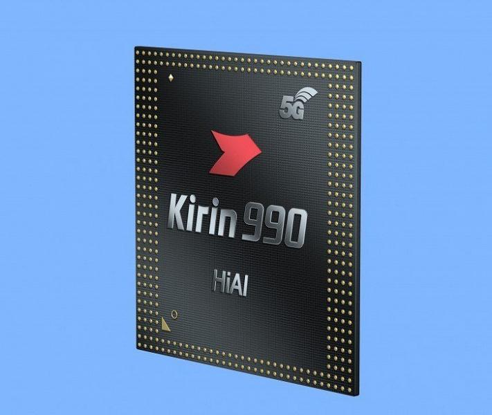 Загадочный смартфон Huawei с SoC Kirin 990 и Android 10 проходит тесты
