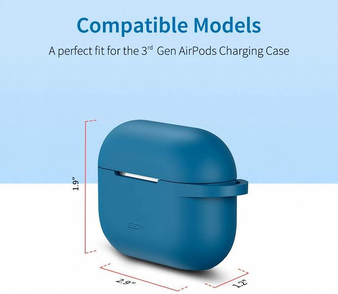 Amazon подтвердил существование Apple Airpods 3