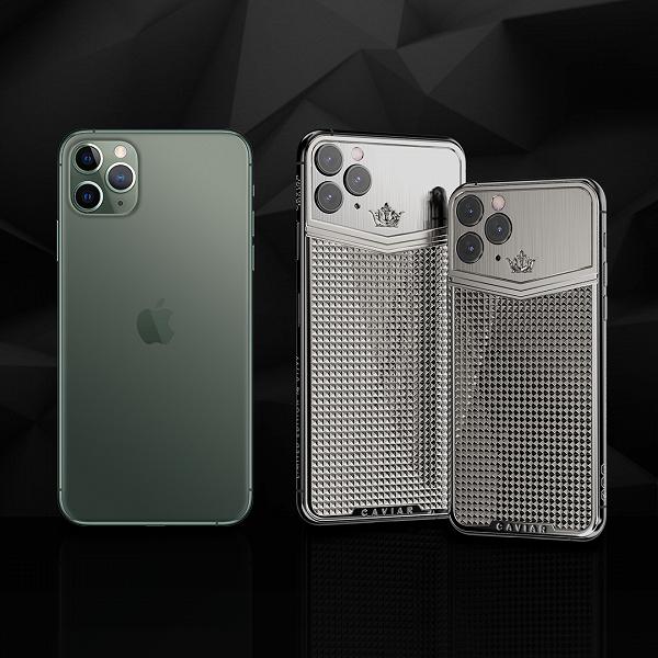 В России предлагают противоударный iPhone 11 Pro с модифицированной камерой почти за 2 миллиона рублей