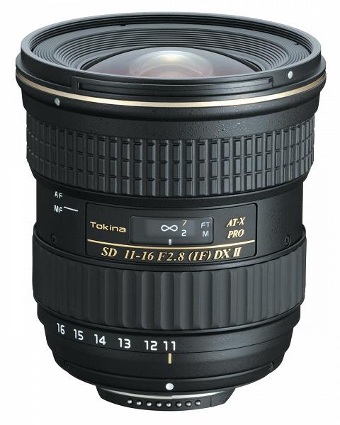 Скоро будет анонсирован объектив Tokina ATX-I 11-16mm f/2.8 CF