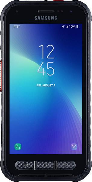 Полицейский под прикрытием. Смартфон Samsung Galaxy XCover FieldPro рассчитан на работу в сложных условиях