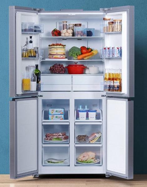Две, три, четыре двери на выбор. Стартуют продажи холодильников Xiaomi Mijia