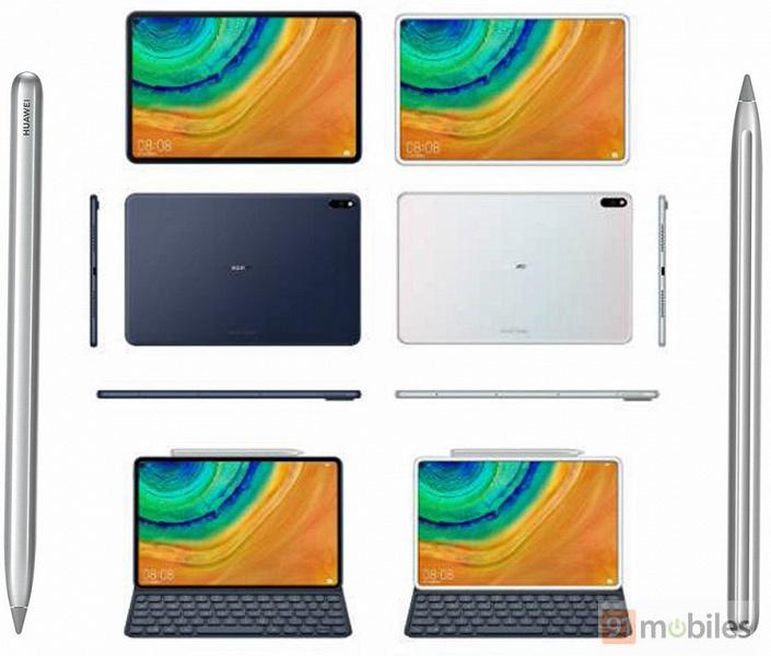 iPad Pro – хорошо, но MatePad Pro еще лучше. Huawei готовит флагманский планшет