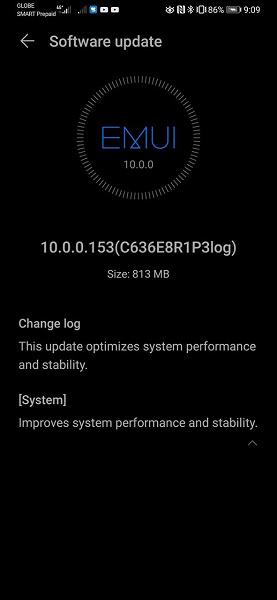 Huawei P30 и Huawei P30 Pro получили вторую бета-версию EMUI 10