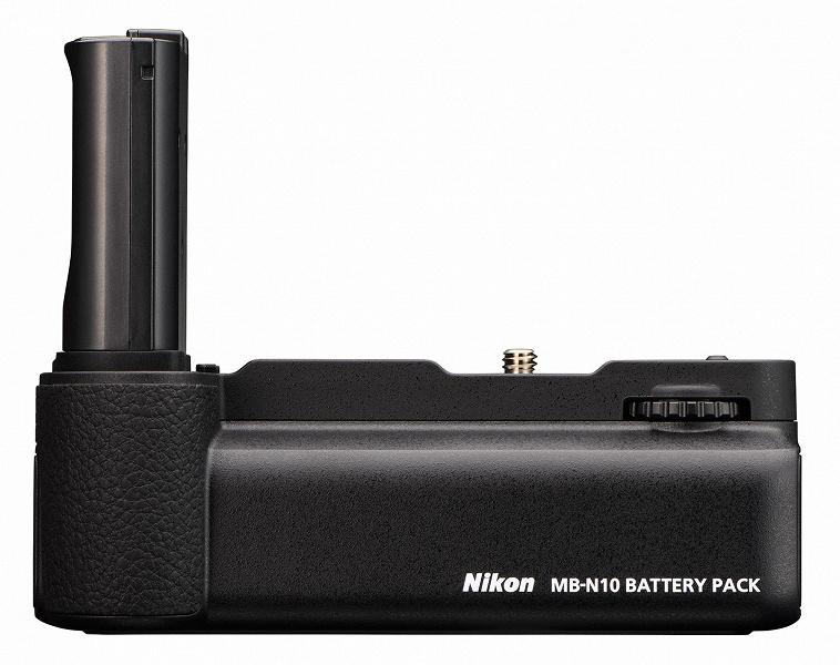 Батарейный блок MB-N10 подходит для камер Nikon Z 7 и Z 6