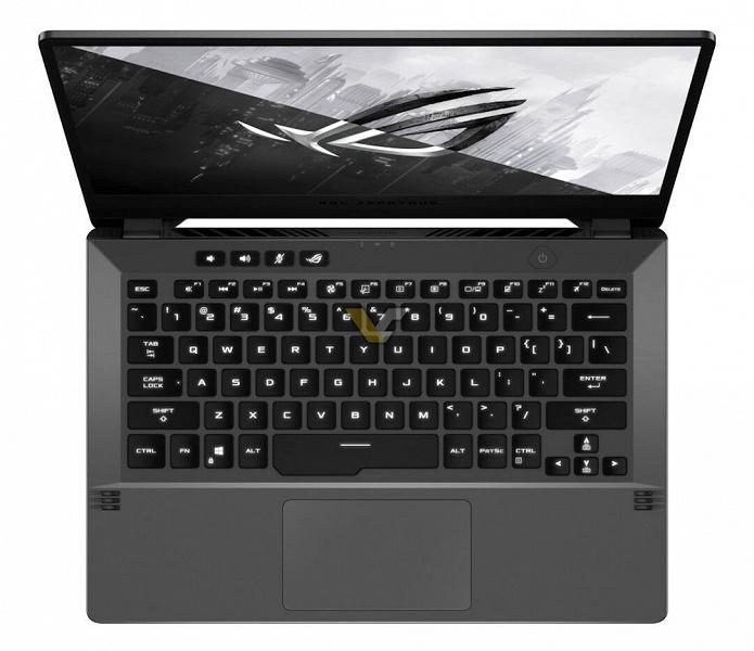 Мощный ноутбук Asus Zephyrus G15 получил пока не представленный официально процессор AMD Ryzen 7 4800HS