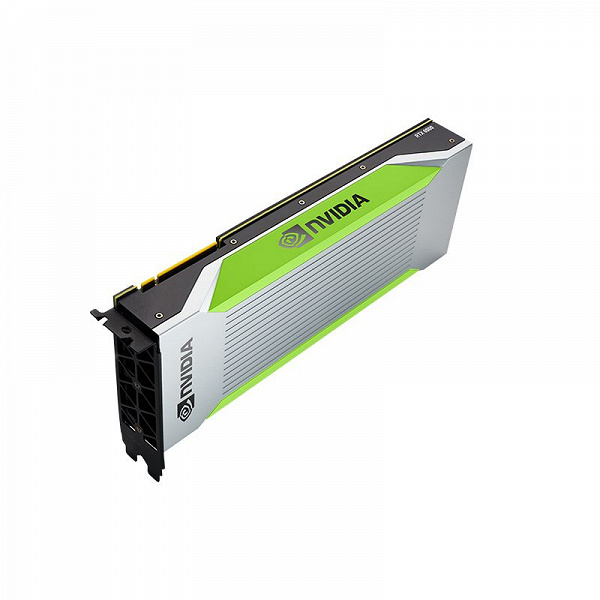 PNY выпустила самые мощные профессиональные видеокарты Nvidia в пассивном исполнении